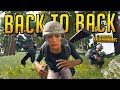 BACK TO BACK - PLAYERUNKNOWN'S BATTLEGROUNDS (PUBG)