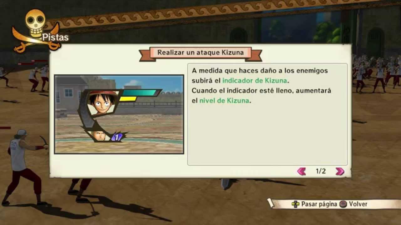 on sale fast delivery retail prices One Piece Pirate Warriors 3 Kizuna attack, Ataque Kizuna