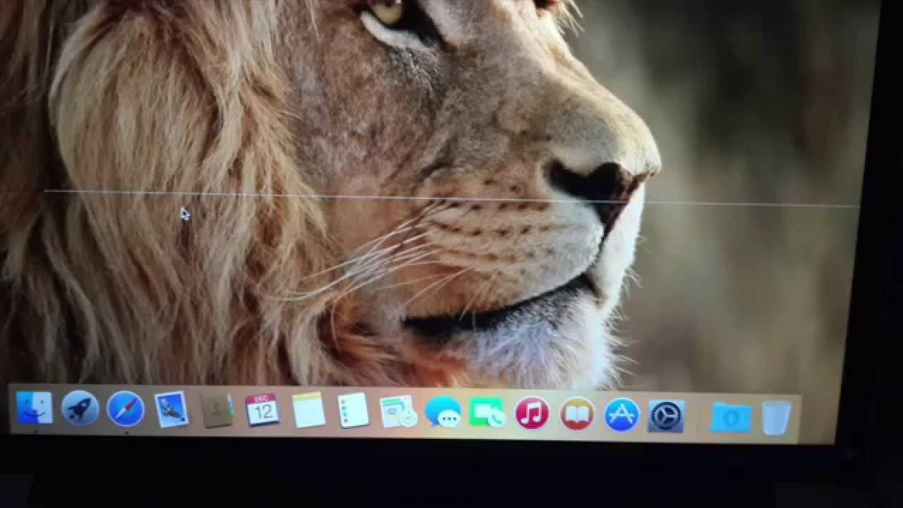 NEW MacBook Pro Retina (Mid 2014) Graphics or Screen PROBLEMS