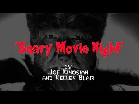 """""""Scary Movie Night"""""""
