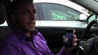 How to use your iPhone's Bluetooth with the Chevy Cruze