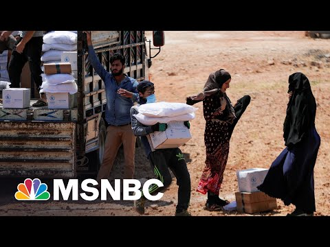 U.N. Passes Resolution To Keep Syrian Border Open For Humanitarian Aid