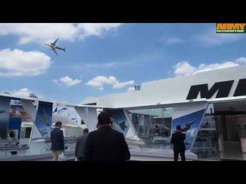 Paris Air Show Le Bourget 2015 International Defense Aviation and Aerospace Exhibition France Day 2