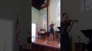 Vivaldi Concerto Spring movement 3 Allegro Danza Pastorale
