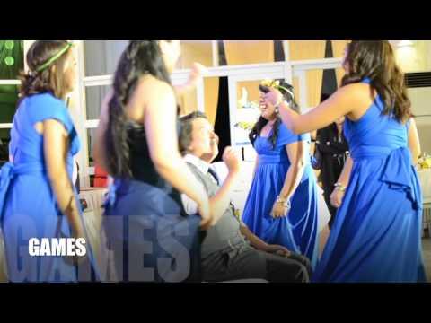 Host Jam | Jan 5, 2016 RB & Jing Wedding