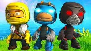 LittleBigPlanet 3 - FREE Fortnite Season 4 Outfits/Costumes - Fortnite Battle Royale | EpicLBPTime