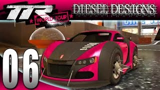 Table Top Racing: World Tour :EP6: Bugatti Racing! (HD Racing Gameplay)
