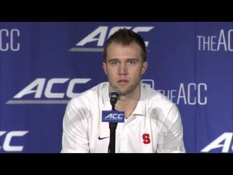 Trevor Cooney At ACC Media Day - Syracuse Basketball