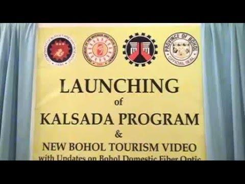 LAUNCHING OF KALSADA PROGRAM HELD IN BOHOL - JAN. 8, 2016