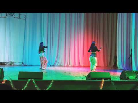 Dance on afghan jalebi,diggy boom , chamma , trippy , nee kattum selai (indian night 2017)KSMU