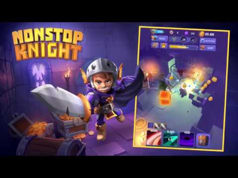 Nonstop Knight App Preview Video 1