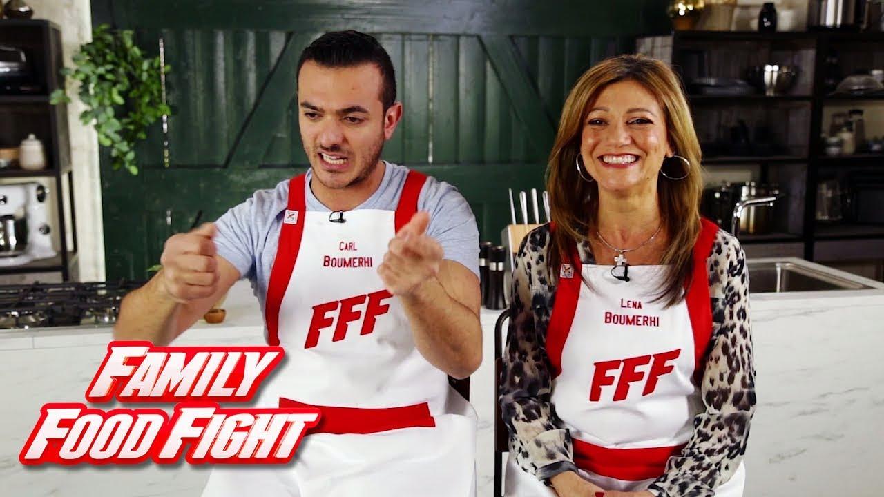 How to make a delicious tiramisu | Family Food Fight 2018