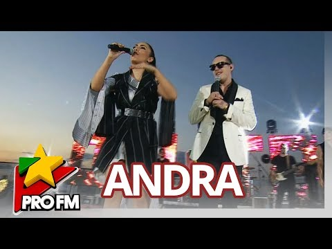 What's UP feat. Andra - K la Meteo | LIVE @ ProFM ONTOP 2017