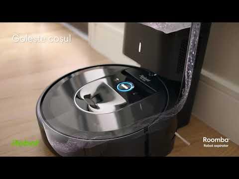 iRobot Roomba i7+ Containerul de Eliminare Automată a Murdăriei Clean Base™