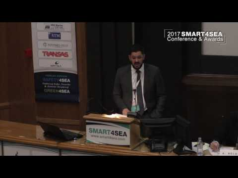 2017 SMART4SEA - Jordan Wylie, Be Cyber Aware at Sea