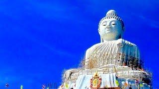 Большой Будда Пхукет. Достопримечательности Пхукета.(Огромная и внушительная 45-метровая статуя «Большой Будда» хорошо видна из многих мест на юге острова Пхуке..., 2013-06-25T10:04:25.000Z)