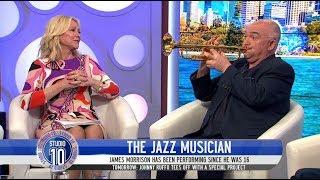 Jazz Musician James Morrison Returns To The Stage | Studio 10