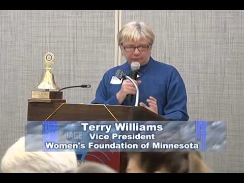 Terry Williams - Minnesota Girls are Not for Sale