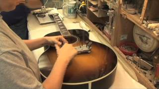 Gibson Acoustic Guitar Factory part 8