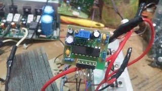 [Bán MĐ] Review và hướng dẫn sử dụng mạch inverter v4 12v lên 220v (50hz)