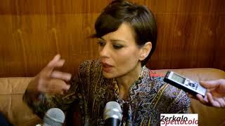 E' arrivata la felicità 2 - Intervista a Claudia Pandolfi
