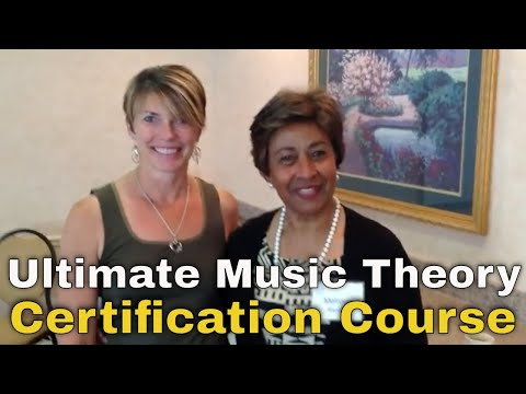 Ultimate Music Theory Certification Course - Music Teacher Training