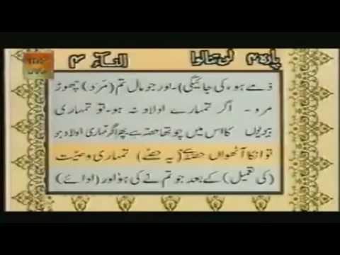 Surah Al Nisa full with urdu Translation