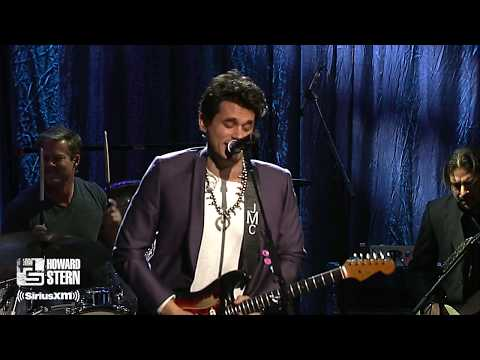 "John Mayer ""Like A Rolling Stone"" Live At Howard's Birthday Bash (2014)"