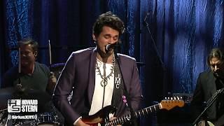 "John Mayer ""Like a Rolling Stone"" Live at Howard's Birthday Bash (2014)"