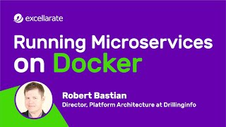 Running Microservices on Docker - Synerzip Webinar (Oct.2015)