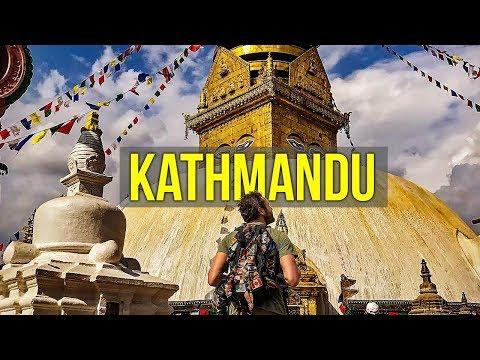 Welcome to Kathmandu Nepal !   LARGEST STUPA