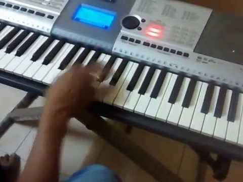Tum Mujhe Yun Bhoola Na Paoge - (Keyboard)