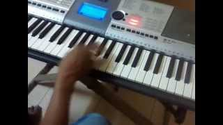 Instrumental Tribute to Md. Rafi-Tum Mujhe Yun -(Keyboard)