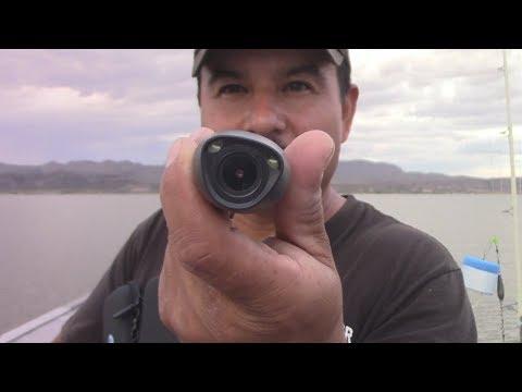 Fishing For Catfish With My Spydro Underwater Camera