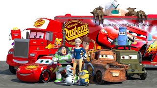 """FROZEN MATER CARS Movie """"34 Minutes"""" (Completed) thumbnail"""
