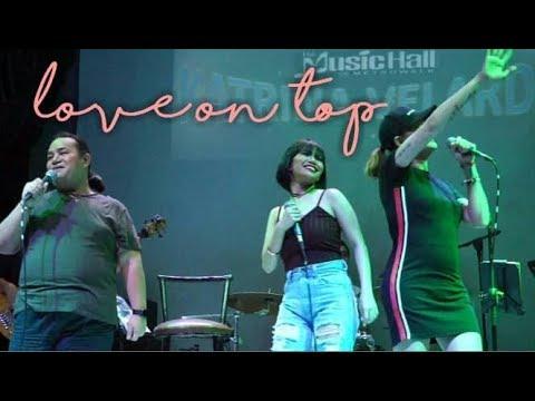 KATRINA VELARDE, TON SORIANO & IYAH MINA - Love On Top (The MusicHall | November 14, 2018)