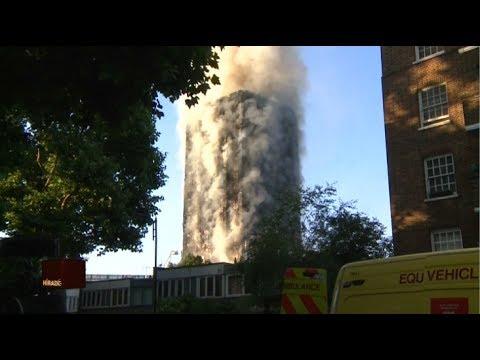 Londoni tűzvész: legalább 12-en meghaltak