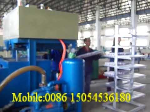 reciprocating egg tray machine export to Azerbaijan