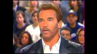 [RARE] Schwarzenegger - Nulle Part Ailleurs - Promo La Fin des Temps 1999 (Part. 2/2)
