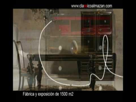 Muebles classico almazan productos tipicos de soria youtube - Muebles en almazan ...
