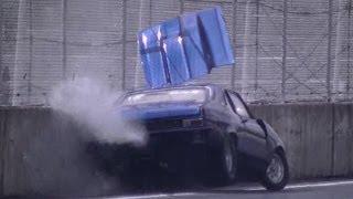 Pro Street Chevrolet Nova Wreck