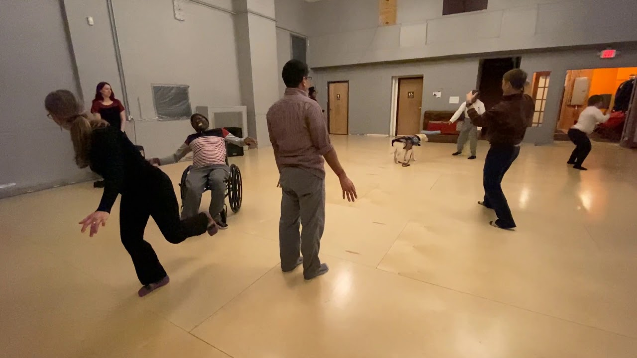 Detroit DanceAbility Jam