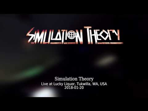 Simulation Theory - Live at Lucky Liquor, Seattle, WA, 2017-01-20