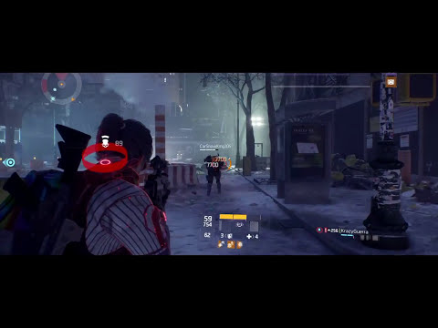 """The Division 1.7.1: Hardest hitting PVP build. """"Predator's Shadow"""" God hybrid build! *MUST SEE.*"""