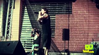 CANSERBERO ALL WE NEED IS HATE? / ENFERMO (EN VIVO) RAPLATINO FEST 2