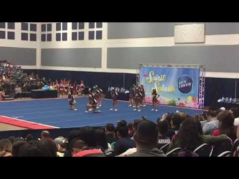 Brewster Middle School Cheer Competition