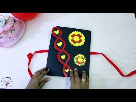 Special Handmade Valentine day Gift !! LOVE Greeting Card || DIY || Valentine's Day Gift Idea