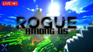 🔴Q & A STREAM - Rogue Among Us - Minecraft Modded Survival
