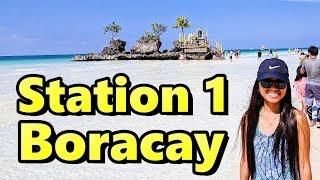 Exploring Station 1 Boracay Philippines Filipina Life