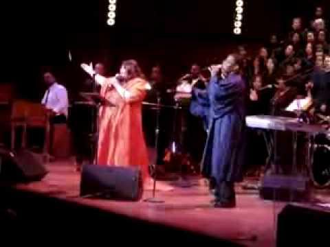 Aretha Franklin Battle Hymm of the Republic gospel